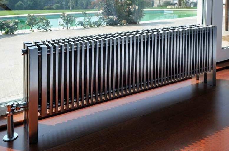 Designheizk rper aus edelstahl und preiswerter aus aluminium for Wohnung designer programm