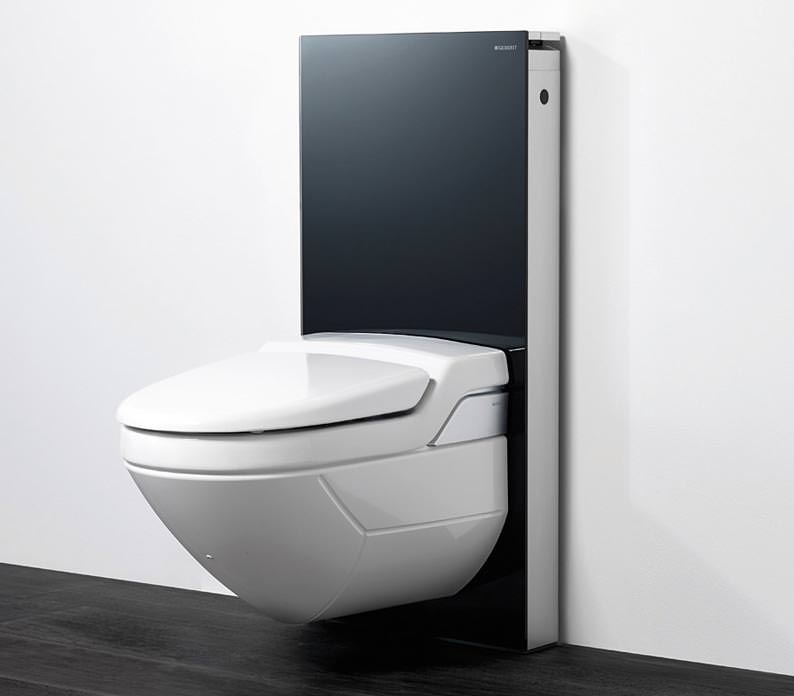 geberit monolith elegante aufputzsp lk sten wc. Black Bedroom Furniture Sets. Home Design Ideas