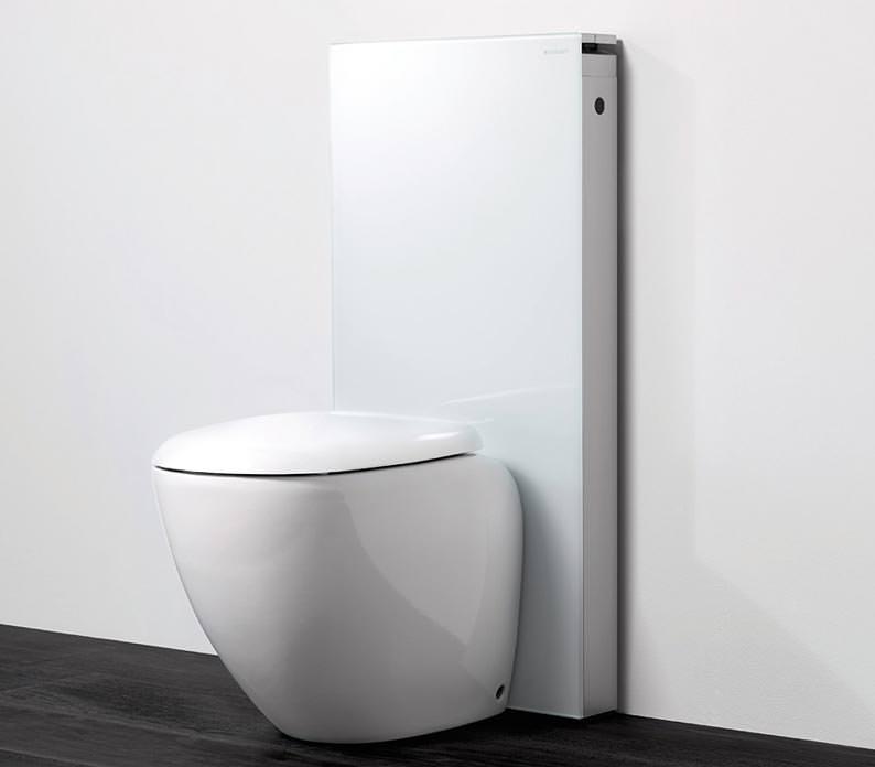 vorwandelement f r stand wc nv85 hitoiro. Black Bedroom Furniture Sets. Home Design Ideas