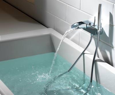 Roca-Armaturen mit offenem Schwallauslauf | Waschtischarmatur | {Armaturen badewanne 59}