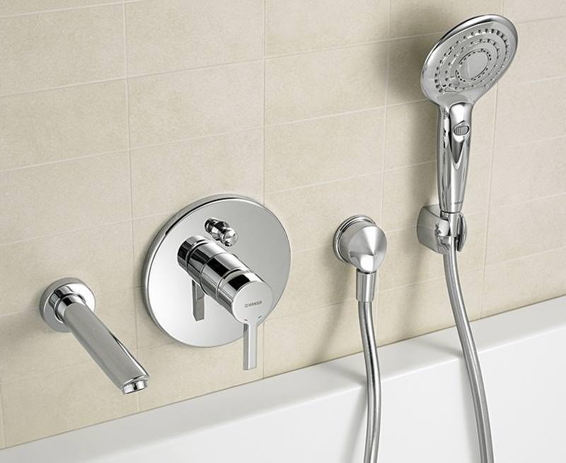 Unterputz armatur dusche hansa