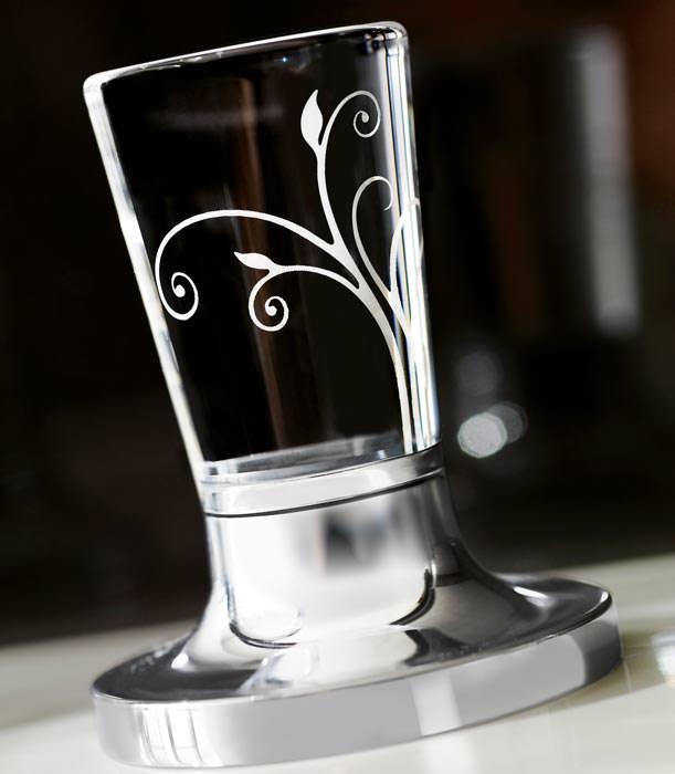 Lafleur Armaturen Mit Swarovski Crystal Und Porzellan