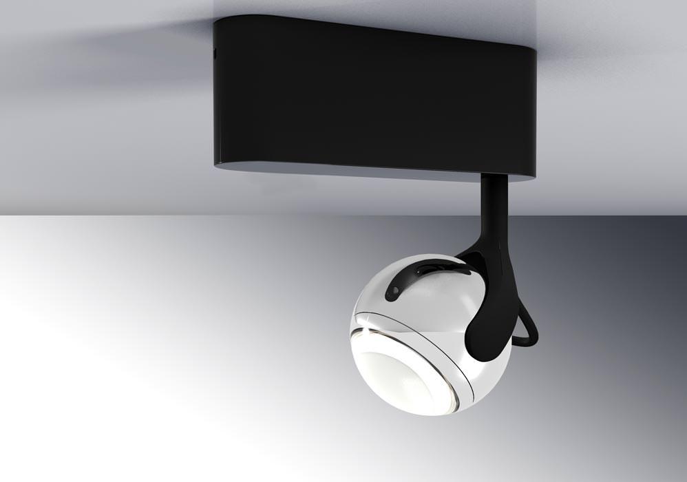 leuchten und leuchtmittel auf der light building lichttechnik und lichtl sungen. Black Bedroom Furniture Sets. Home Design Ideas