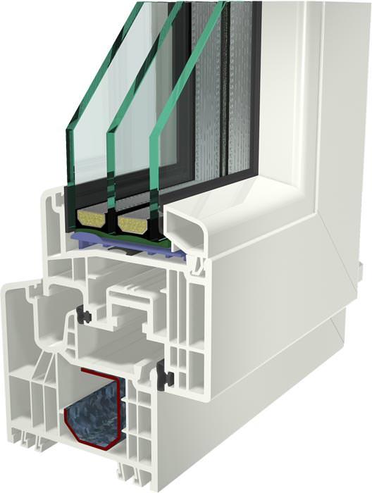 statische trocken verglasung stv vorgestellt von gealan direct glazing mit trockenverklebung. Black Bedroom Furniture Sets. Home Design Ideas