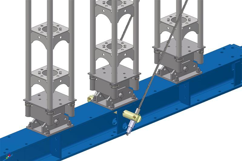 Baukasten system f r br cken und tunnelschall sungen for Stahlbau aussteifung