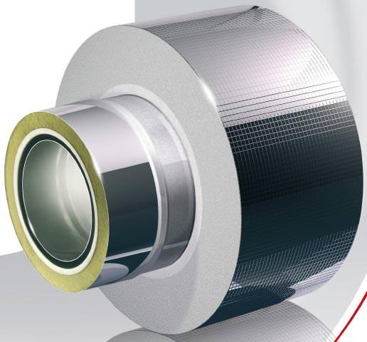 wanddurchf hrung f r abgasleitungen 80 statt 200 mm. Black Bedroom Furniture Sets. Home Design Ideas