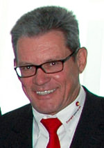 Dr. Wolfgang Setzler, Geschäftsführer des FV WDVS