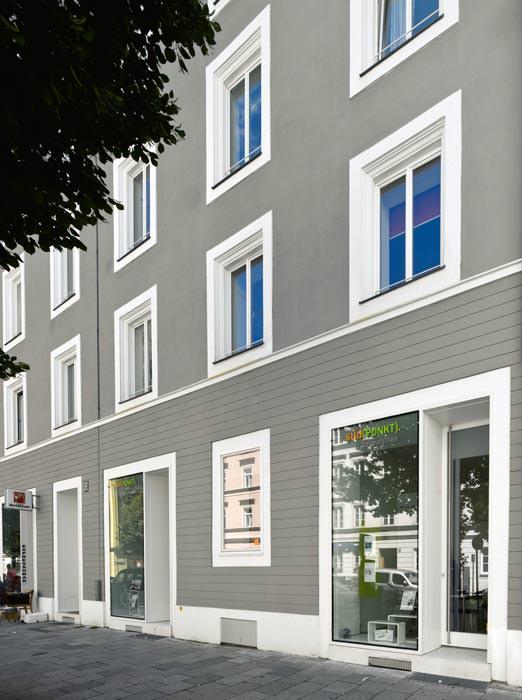 Fassadenfarbe Grautöne fassadenpreis 2010: wohnhäuser und geschäftshäuser
