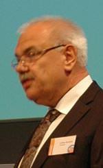 EAE-Präsident Lothar Bombös