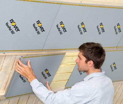 Untersparren-VacuPad Integra UVP 007, Vakuum-Dämm-Panele, Vakuum-Isolations-Paneele