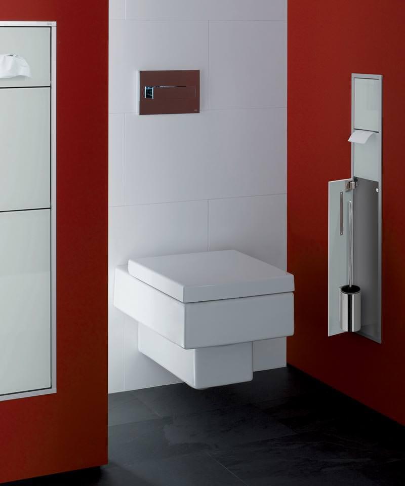 ... Was Insbesondere In Altbauten Mit Brüchigem Wandmaterial Wertvoll Sein  Kann. Da Vorwandsysteme Auch Als Raumteiler Fungieren Können, Lässt Sich  Das Bad ...