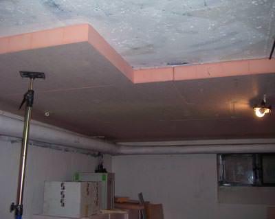 kellerdecken schlank d mmen mit 0 022 w mk. Black Bedroom Furniture Sets. Home Design Ideas