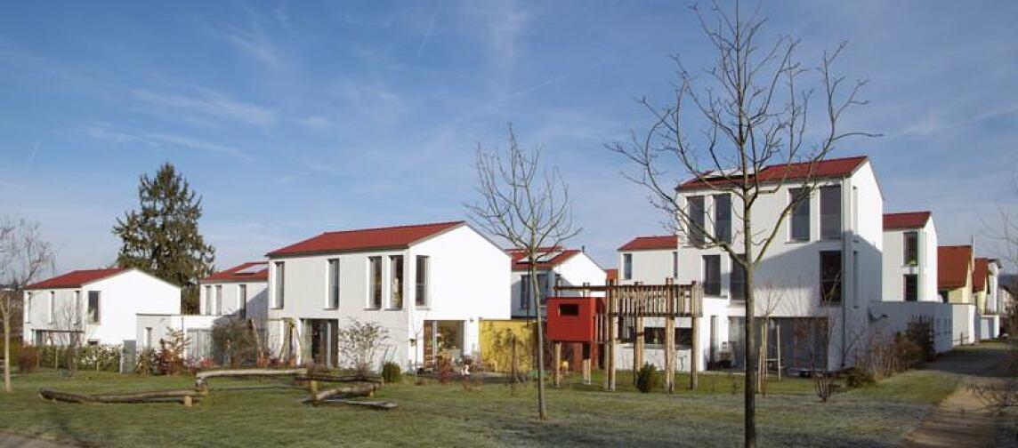 Wohncluster in Reutlingen, Architekturbüro Brucker