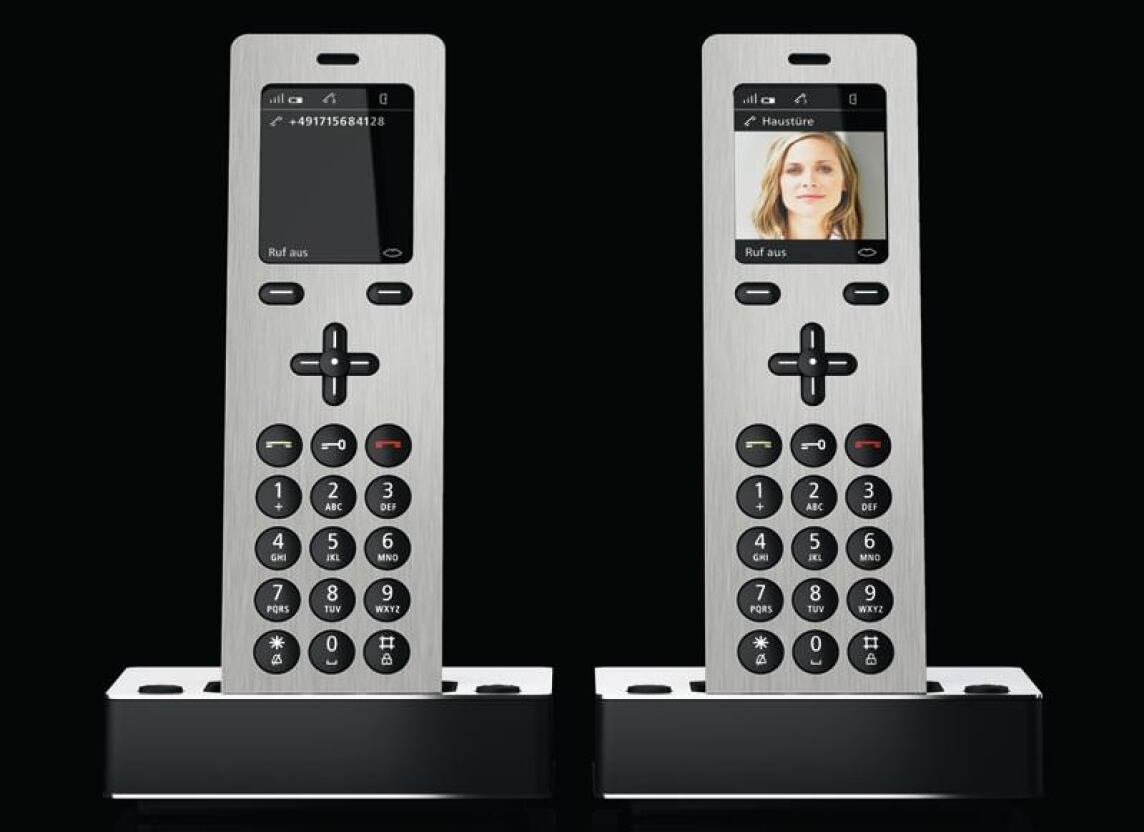 siedle scope macht video mobil - per dect-telefon | türkamera und