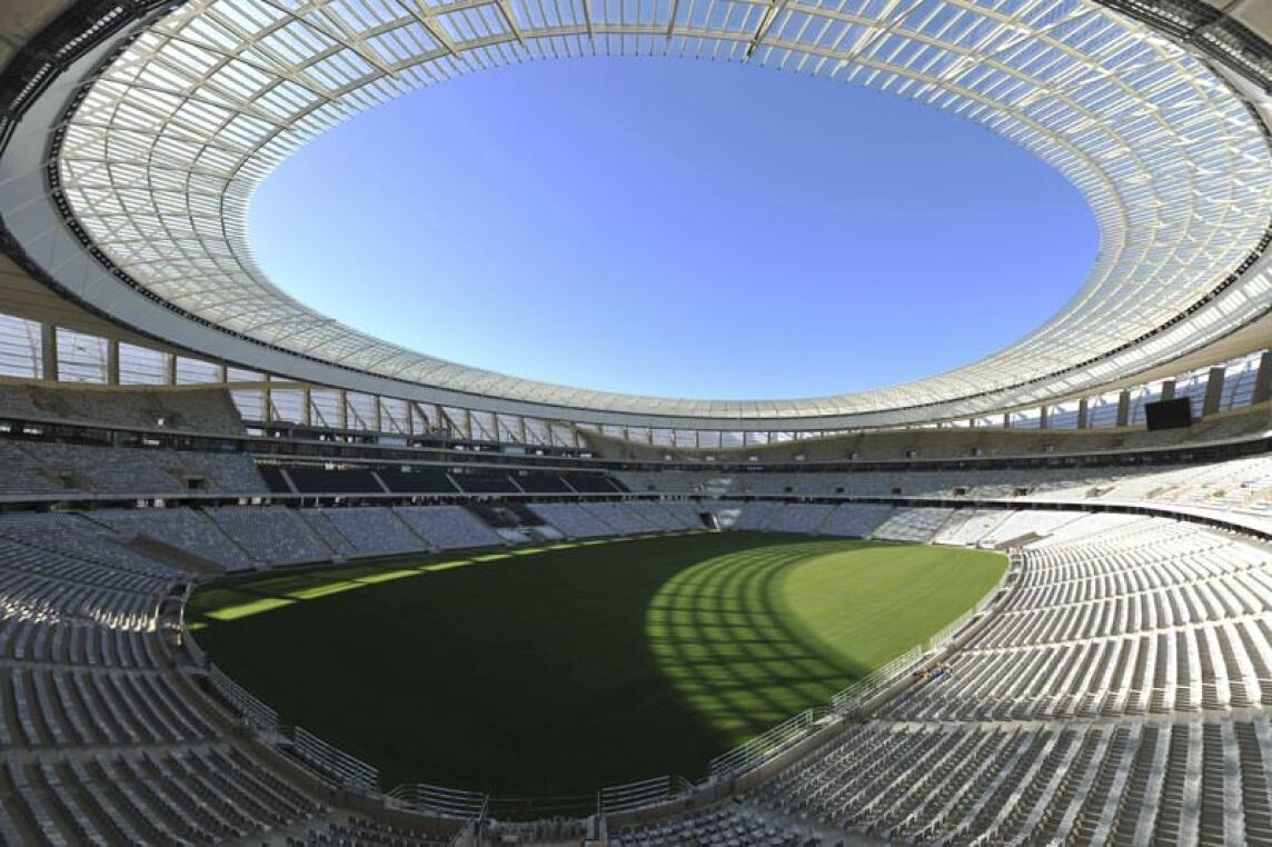 Cape Town Stadium in Greenpoint