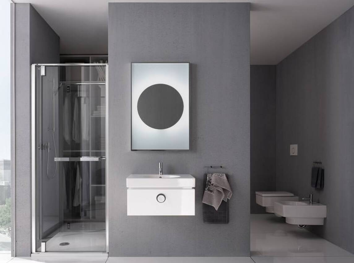 Preciosa Ii Neue Waschbecken Wc Und Bidet Ganz Puristisch Von