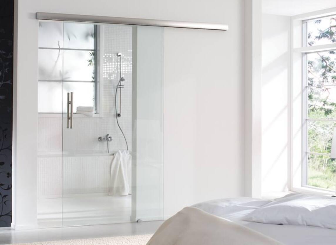 neues schiebet rsystem von geze mit einzugsd mpfung. Black Bedroom Furniture Sets. Home Design Ideas