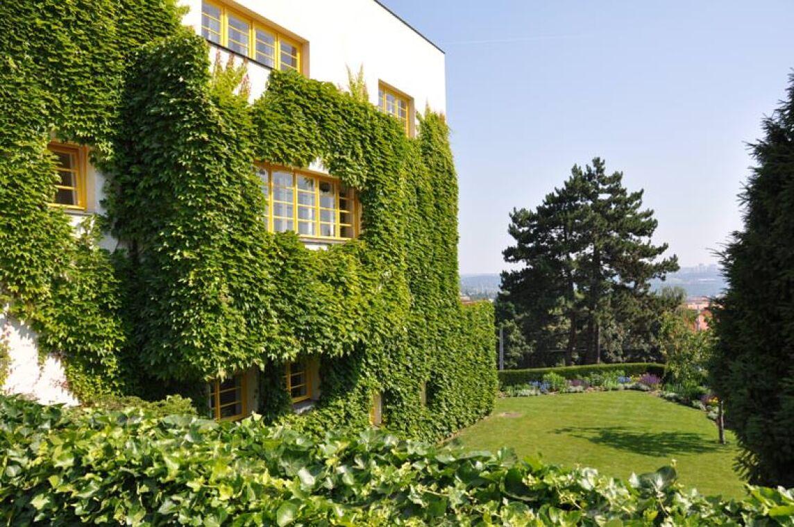 Villa Müller in Prag