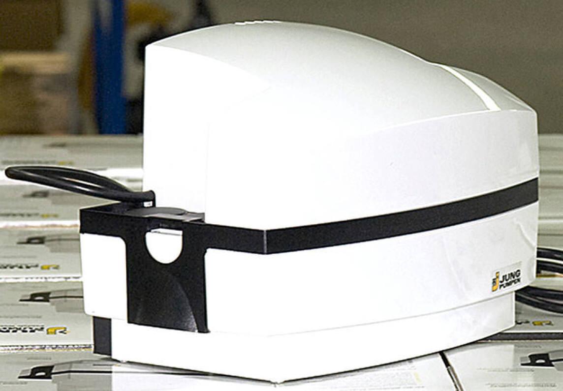 neue kondensatpumpe k2 von jung pumpen. Black Bedroom Furniture Sets. Home Design Ideas