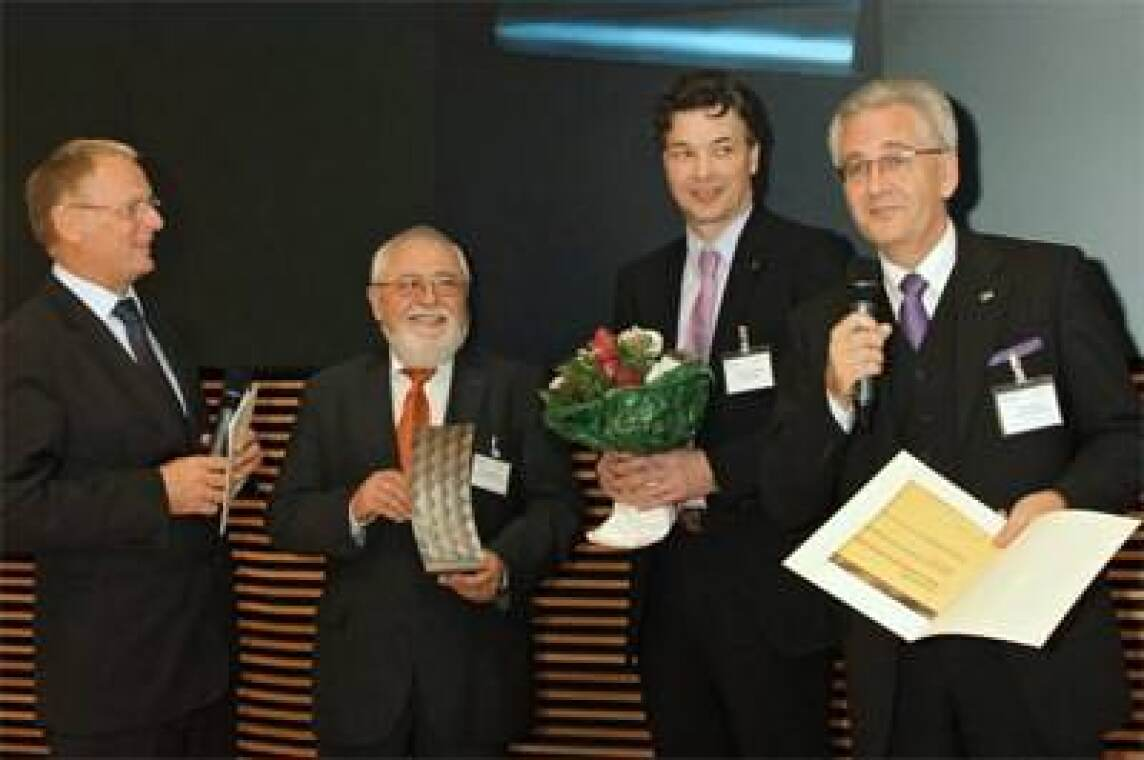 Celtiment, Deutscher Materialeffizienz-Preis des Bundesministeriums für Wirtschaft und Technologie (BMWi)