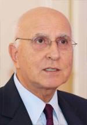 Stavros Dimas, ehemaliger EU-Umweltkommissar