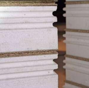 Uni-Loft: begehbare Dachbodendämmung mit Nut