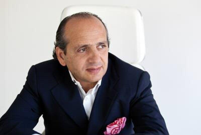 Architekten und Designer Hadi Teherani