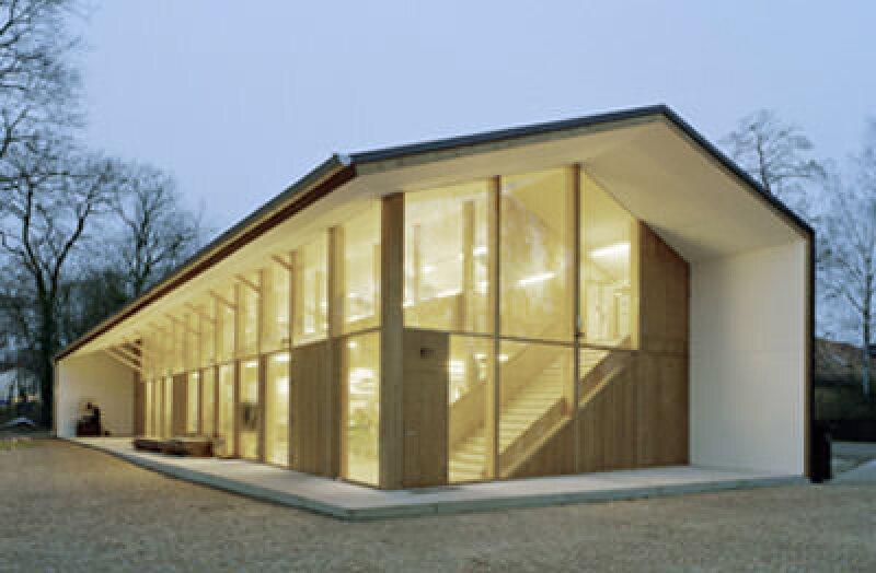 Ausbildungswerkstätten RZB e.V. von Tim Bauerfeind und Henning von Wedemeyer (UT Architects)
