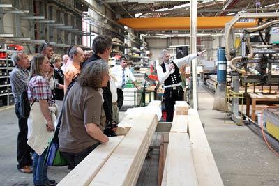 Holzbauweise, Fertighausbranche, Tag des deutschen Fertigbaus