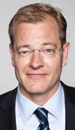 Felix Pakleppa, Hauptgeschäftsführer des Zentralverbandes des Deutschen Baugewerbes