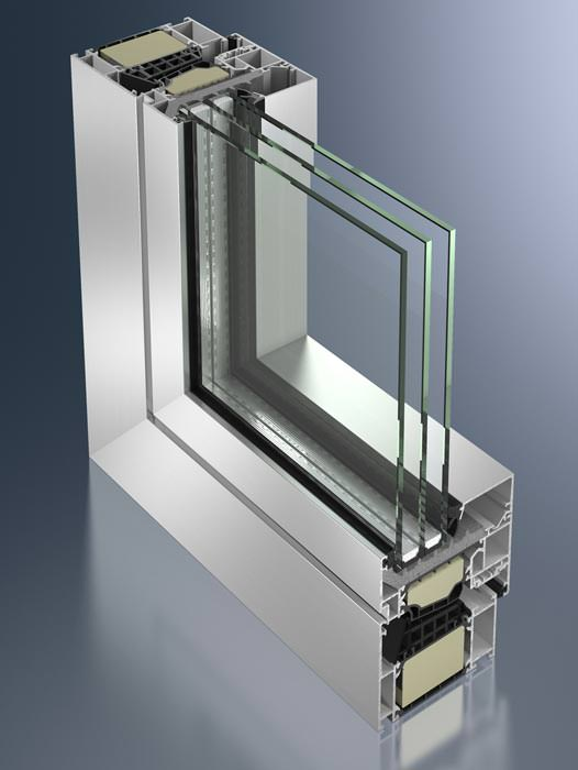 Passivhaus zertifikat f r sch co aluminiumfenster for Fenster 4 16 4