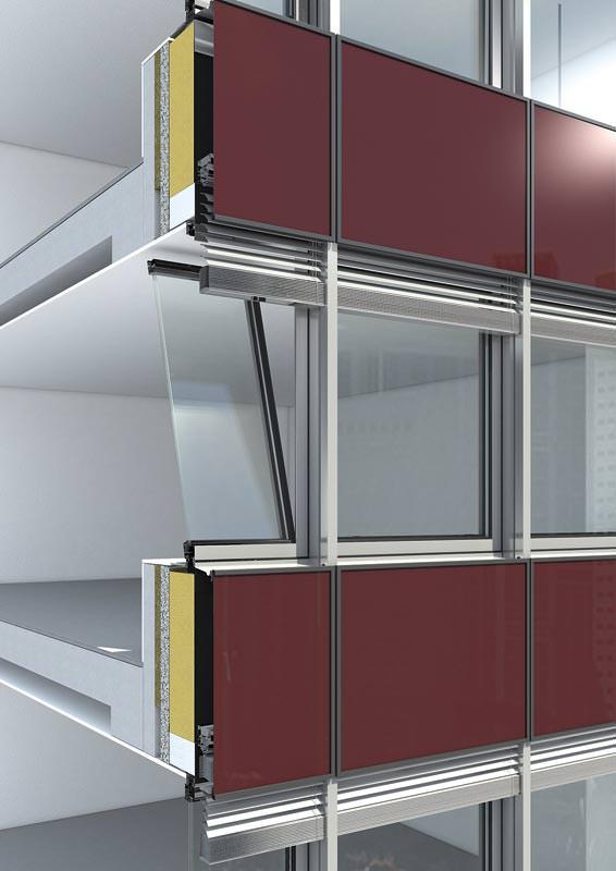 fassadenmodernisierung bei gleichzeitiger geb udenutzung. Black Bedroom Furniture Sets. Home Design Ideas