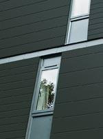 Fassadentafeln Lines², Nut-und-Feder-Paneele