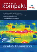 Broschüren-Titel: URSA EnEV kompakt