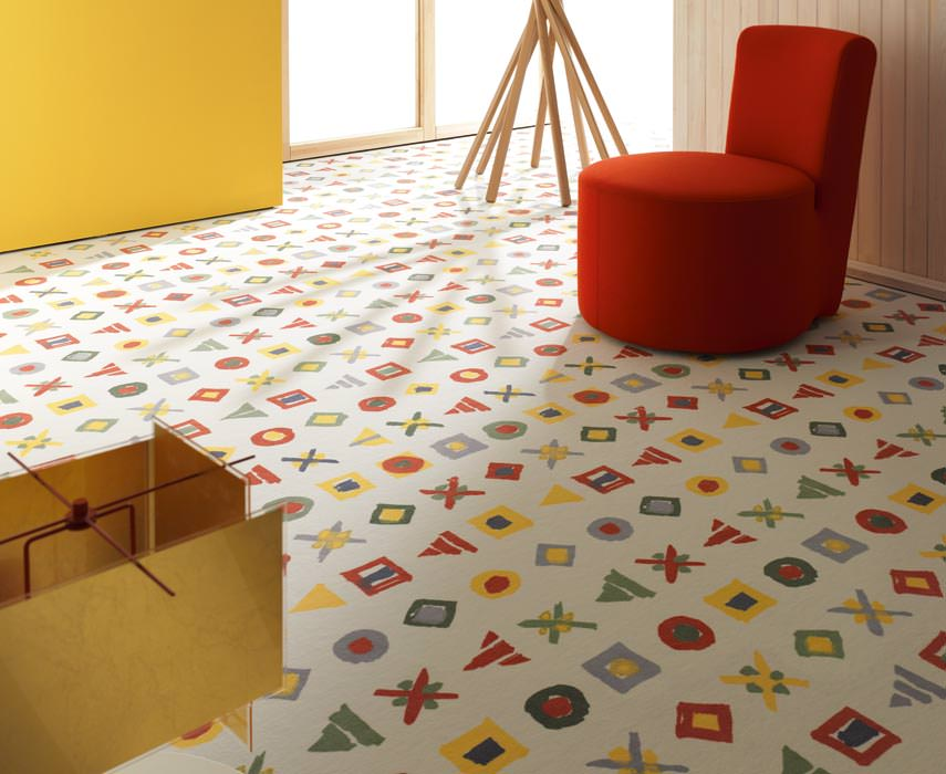 Vorwerk teppich  Vorwerk Teppich legt Objekt-Kollektion Projection neu auf ...