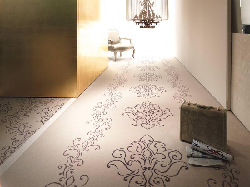 vorwerk teppich legt objekt kollektion projection neu auf teppichboden gewerbliche nutzung im. Black Bedroom Furniture Sets. Home Design Ideas