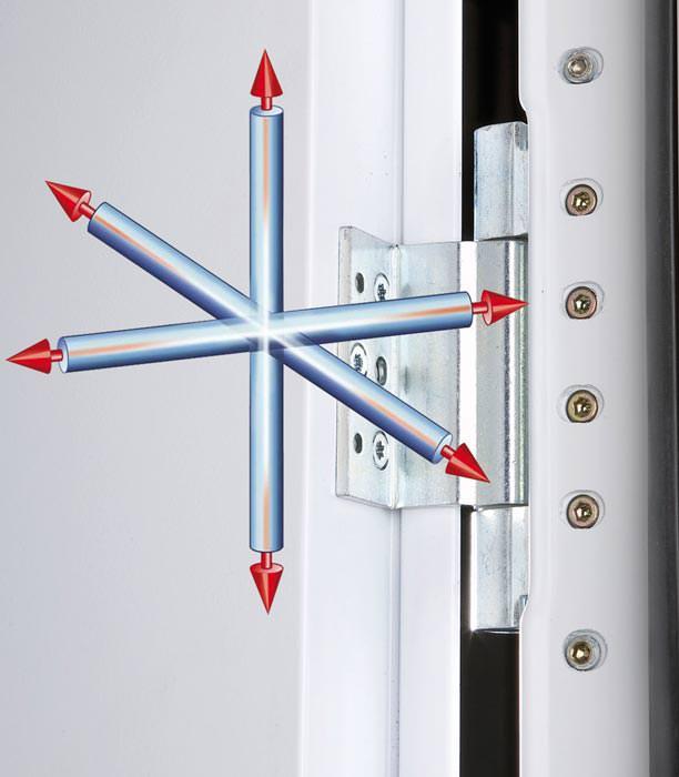 weiter entwickelte feuerschutzt ren von teckentrup t90 2 fsa f30 montagew nde. Black Bedroom Furniture Sets. Home Design Ideas