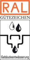 Logo der Gütegemeinschaft Entwässerungstechnik