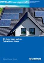 Kompetenzbroschüre Photovoltaik