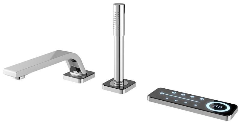 neue jado armaturen nehmen sich smart phones zum vorbild. Black Bedroom Furniture Sets. Home Design Ideas
