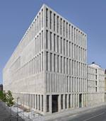 Deutscher Naturstein-Preis 2011 für Max Dudler und das Jacob-und-Wilhelm-Grimm-Zentrum der Humboldt-Universität