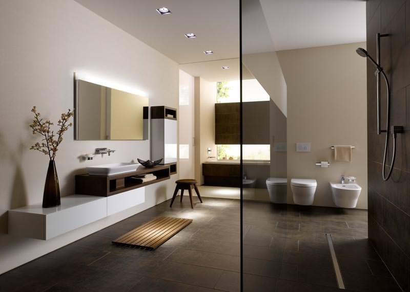 Mit Der Neuen Serie MH Modular Home Will Der Japanische  Komplettbadhersteller Toto Auf Die Bedürfnisse Von Menschen Antworten, Die  Ihr Badezimmer In Einen ...