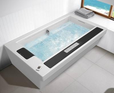 Wasserverbrauch badewanne