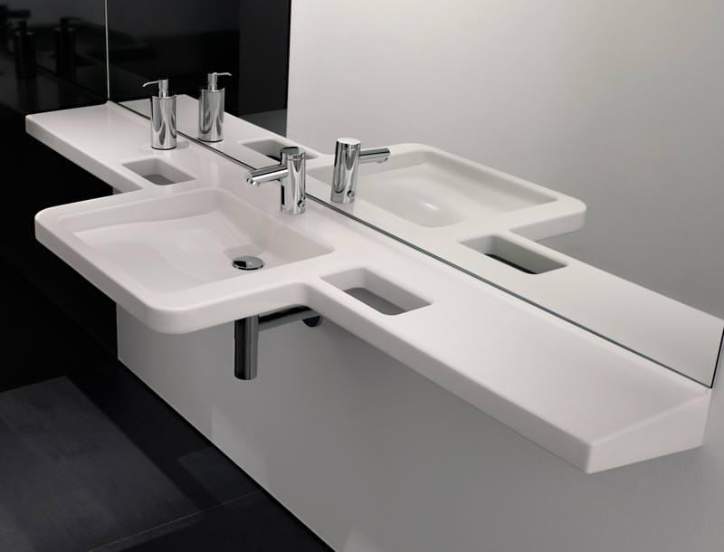 barrierefreie waschtisch dejuna pro bewegungseingeschr nkt waschplatz mit sensorarmatur aus. Black Bedroom Furniture Sets. Home Design Ideas