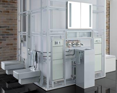 emco und geberit gemeinsam f r eine bessere raumnutzung im bad vorwandinstallation asis. Black Bedroom Furniture Sets. Home Design Ideas