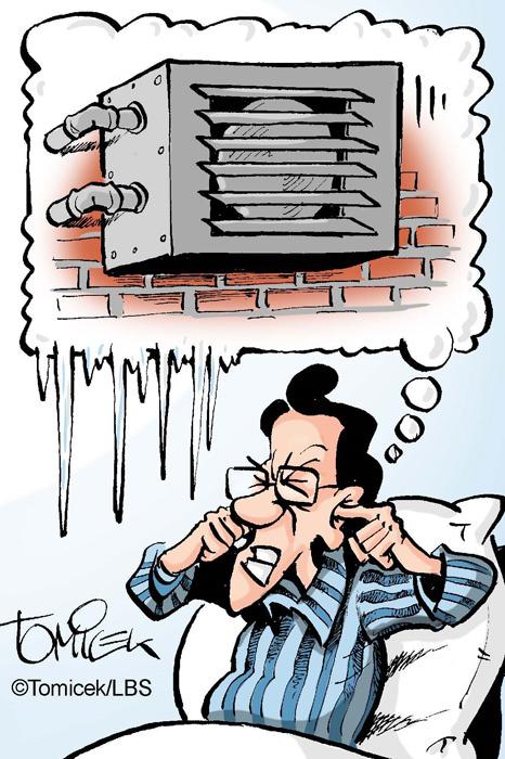 Brummendes Ärgernis: Wohnungseigentümer musste Klimaanlage entfernen ...