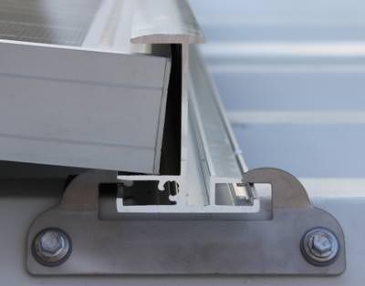 pv befestigungssystem f r trapezblechd cher von creotecc tsm4 mit d nnblechschrauben zur. Black Bedroom Furniture Sets. Home Design Ideas