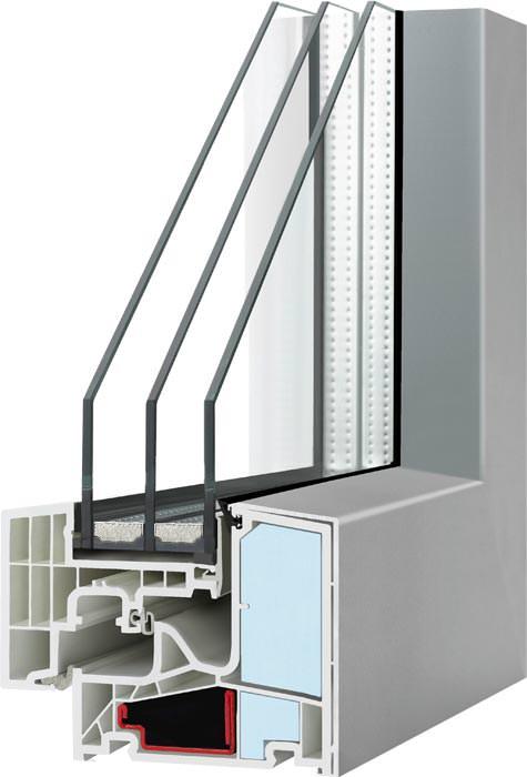 Internorm feiert mit jubil umsaktionen 80 geburtstag for Fenster 2fach oder 3fach verglasung