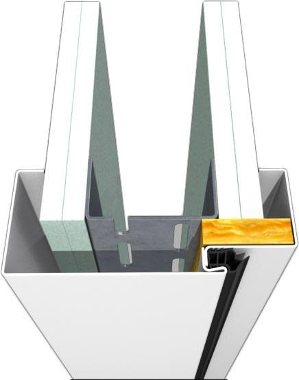 Stahlzarge trockenbau  Zugelassen: Zargen von T30-Feuerschutztüren mit loser Mineralwolle ...