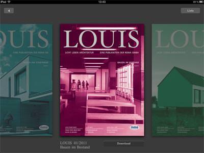 ... Louisse ab der Ausgabe 01/2008